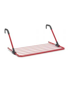 Brabantia, Hanging Drying Rack, 4.5 Metres - Passion Red