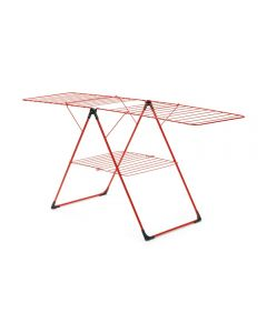 Brabantia, Drying Rack T-model, 20 Metres - Passion Red
