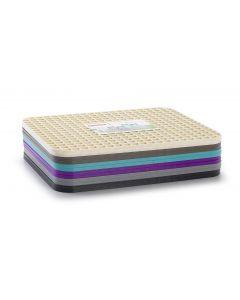 Plastic Forte, Rectangular Dish Drying Mat 39x30x0.9 Cm