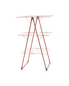 Brabantia, Drying Rack Tower, 23 Metres - Passion Red