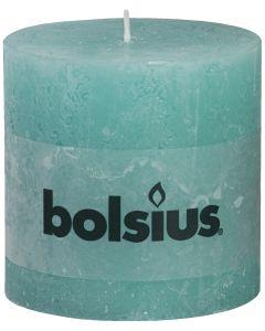 Bolsius, Bolsius Xxl Rustic Pillar Candle 100/100 Sweet Oce