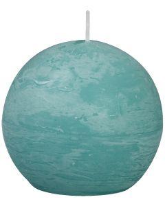 Bolsius, Bolsius Rustic Ball Candle 80 Mm Sweet Ocean